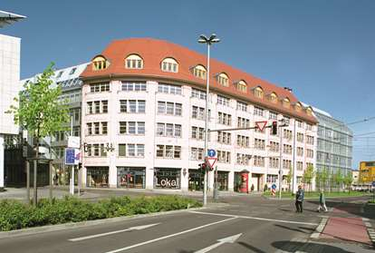 Leipzig Listhaus Business Center