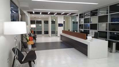 3 - Reception Area