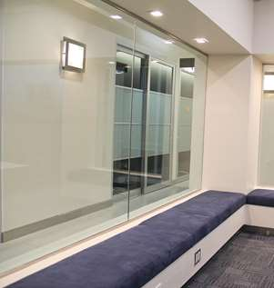 Bench Seating in Meeting Room I