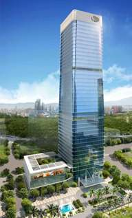 Virtual Offices in China - Kerry Plaza Tower 2 #1071