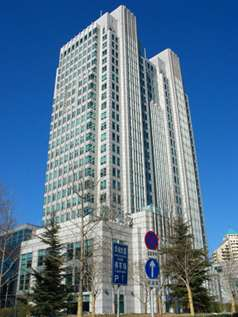 Virtual Offices in China - China Resources Building #1076