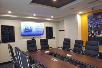 3rd Floor Meeting Room (Frontal View)