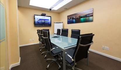 State of the Art Meeting Room