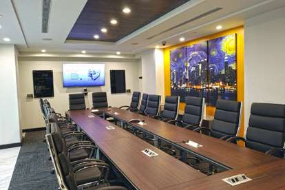 3rd Floor Meeting Room (Seats 20)
