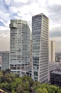 Virtual Offices in Mexico - Reforma Executive Suites #1122