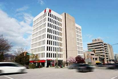 Exterior - Scotia Building