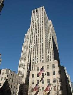 Virtual Offices In New York   Rockefeller Center #1158
