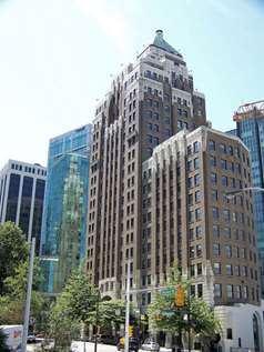 Virtual Offices in British Columbia - Marine Building #1262