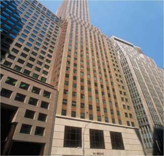 Wall Street - Financial District Executive Suites