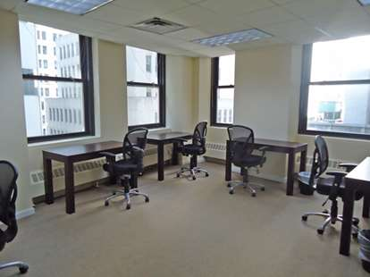 Large Furnished Office
