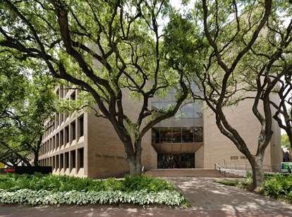 Houston Galleria Exterior