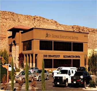 Virtual Offices in Utah - St George Executive Suites #1304