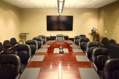 Large 14 person conference room