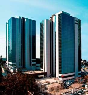 Virtual Offices in Turkey - Yapi Kredi Plaza #1716