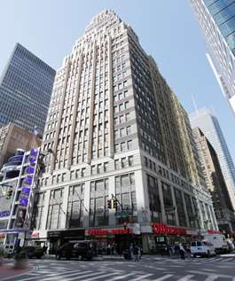 Virtual Offices in New York - Bryant Park Modern Office Center #1761