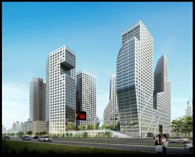 Virtual Offices in China - Raffles City Center #1816