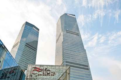 Virtual Offices in China - International Finance Center #1820