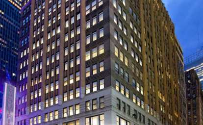 Virtual Offices in New York - Midtown Executive Suites #1854