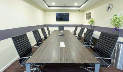 Board Room A - Equipped with the Latest Technology