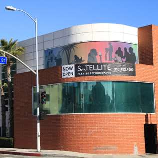 Virtual Offices in California - Santa Monica Professional Plaza #1860