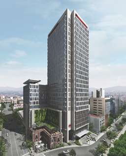Virtual Offices in Mexico - Torre Mapfre #1883