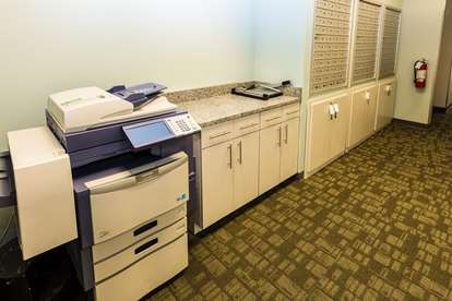 Mailboxes and color copier