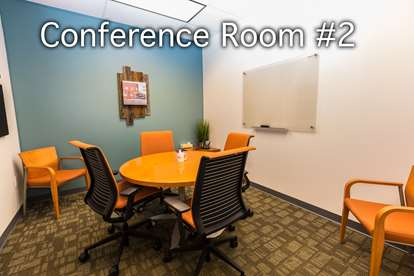 Conference Room 2 with Caption