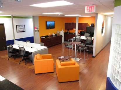 CoWorking and Kitchen Area