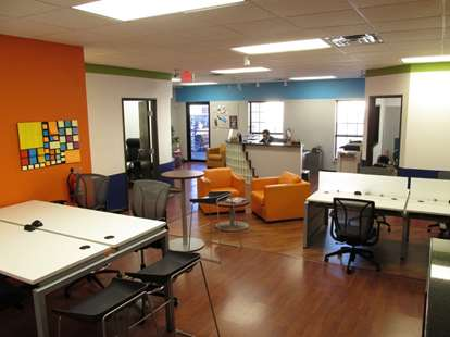 Coworking and Reception