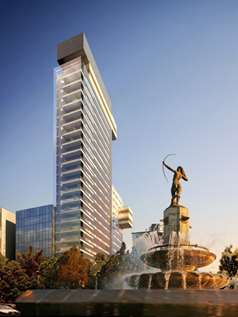 Virtual Offices in Mexico - Reforma Diana Executive Offices #2077