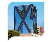 Virtual Offices in Mexico - Av. Pedro Ramirez Vazquez Executive Offices #2115
