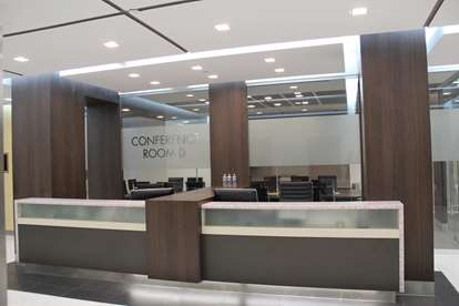 1 - Designer Reception Desk