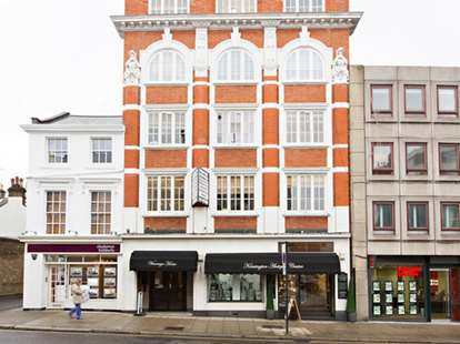 Virtual Offices in United Kingdom - Kensington Church Street Offices #2217