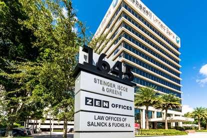 Virtual Offices in Florida - Palm Beach Lakes Boulevard Executive Center #2392