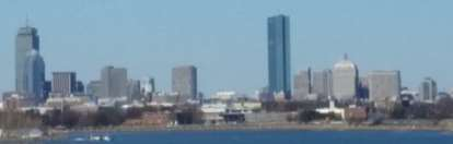 Boston skyline small