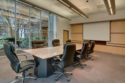 Upscale Conference Room
