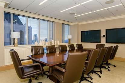 Nexus 1201 Executive Suites  Midtown Conference Room