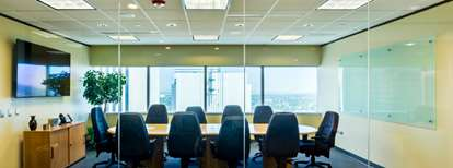 Boardroom Full Length View