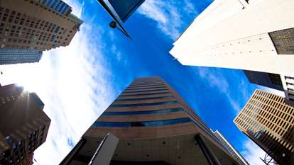Dominion Towers Upward