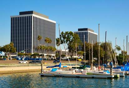 Virtual Offices in California - Marina Towers Business Center #815
